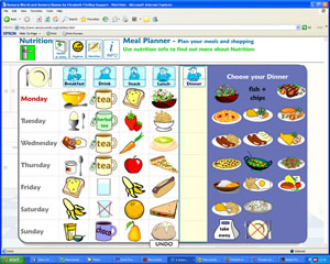 Sensory World -  Nutrition
